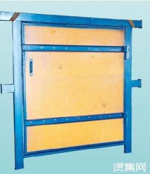 山西竹胶板调节风门型款上市平板夯